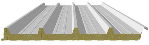 Pannelli coibentati da copertura